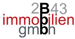 2b43-immobilien Logo
